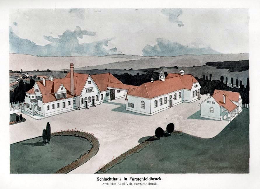 Schlachthof Fürstenfeldbruck
